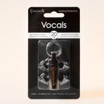 Crescendo Vocals muzikanten oordoppen 20 dB