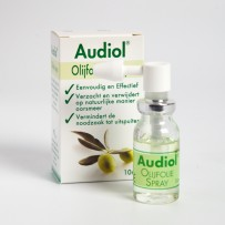 Audiol Olijfolie Spray